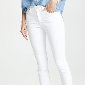 Adorable blue AG the pegging super skinny jeans